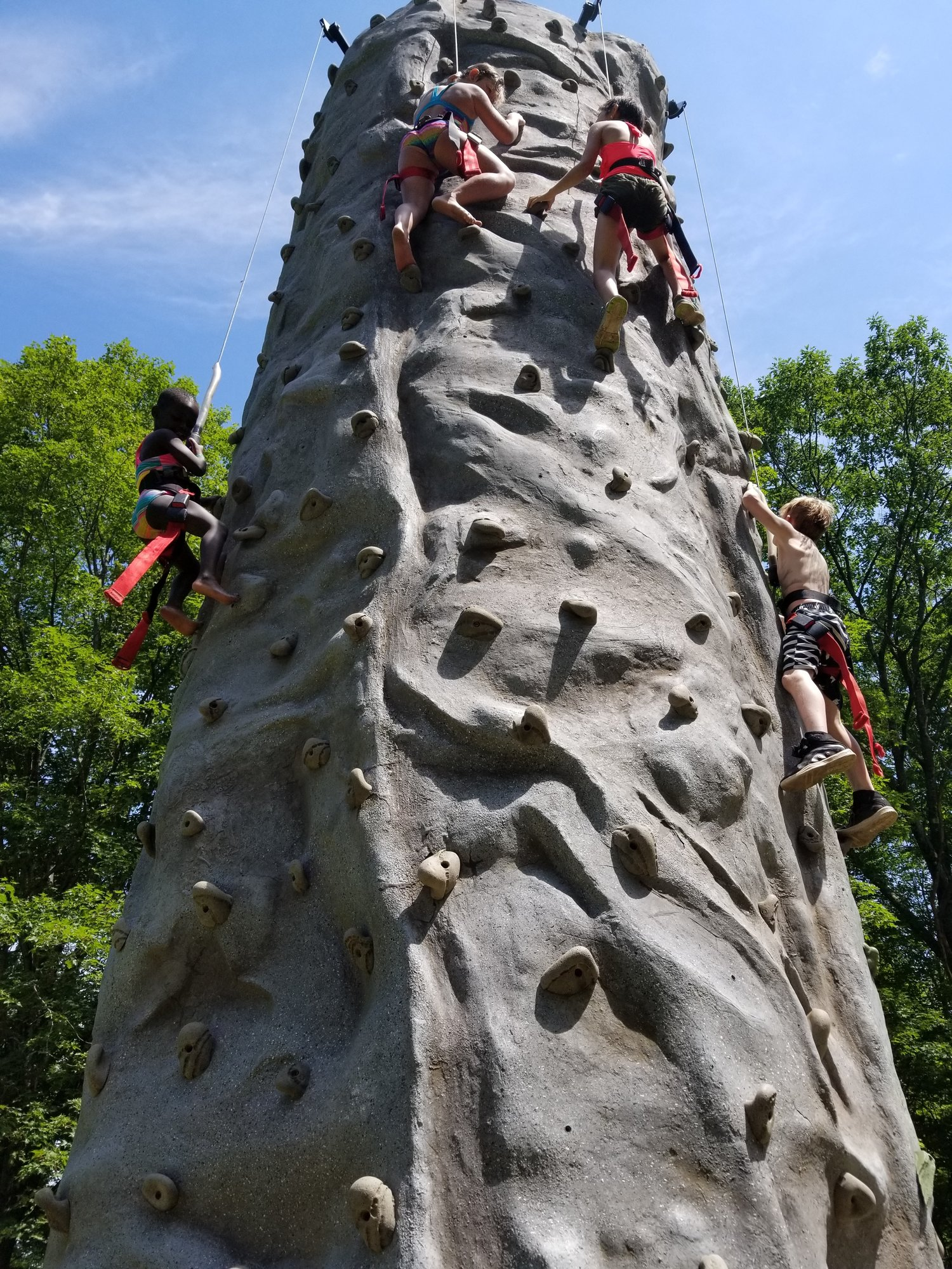 rock wall climbing rentals in miami
